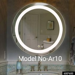 Ar10 LED Sensor Mirror Round