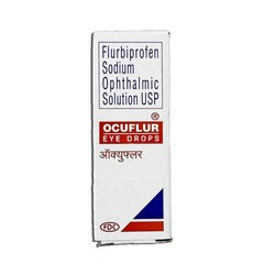 Ocuflur Eye Drops