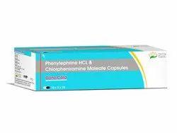 Dana Cold Caps - Phenylephirne HCL & Chlorpheniramine Maleate