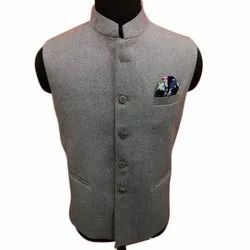 Imported Party Mens Plain Waistcoat, Size: 40 Inch