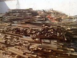 Rail Steel Sheet Scrap., Bundle Size: Not Fix