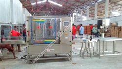 Flow Meter Base Filling Oil Filling Machine