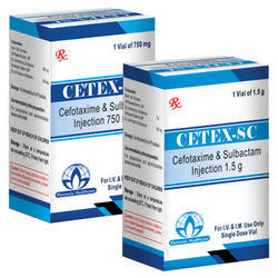 Cefotaxime & Sulbactam Injection 750mg/1.5g