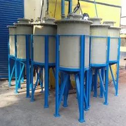 HDPE Chemical Reaction Vessels