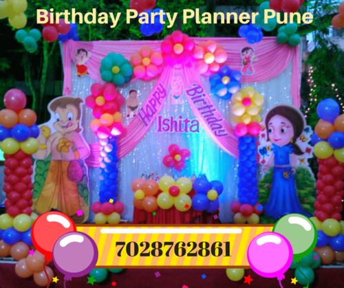 Birthday Decoration Party Event Services