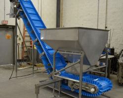 Oil Leaching Cooling Conveyor