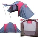 Camping Trekking Outdoor Tent -4 People-2 Rooms