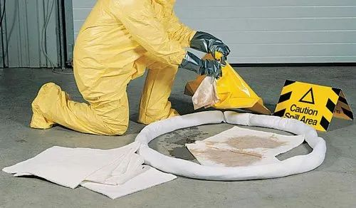 Chemical Spill Control Kit