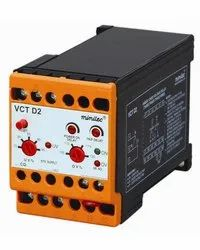 VCT D2 Minilec Protection Relay