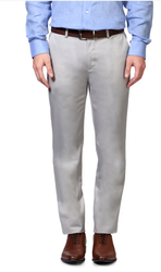 PTF1041601268 Peter England Grey Trousers