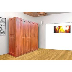 Bold Bella Wooden Spacio 5 Door Wardrobe
