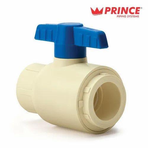 Prince CPVC Ball Valves
