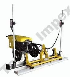 Walk Behind Laser Screeding Machine