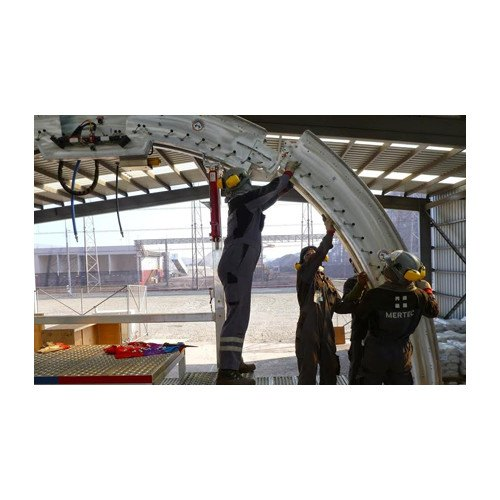 Steel Fabrication Services: Metal Fabrication Services At Rs 10000/meter