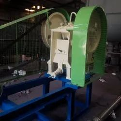 Double Toggle Oil Lubrication Jaw Crusher
