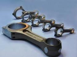 Steel Industrial Connecting Rod