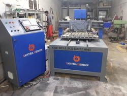 CNC Dual PCB Drilling Machine