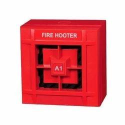 Mild Steel Fire Alarm Hooter