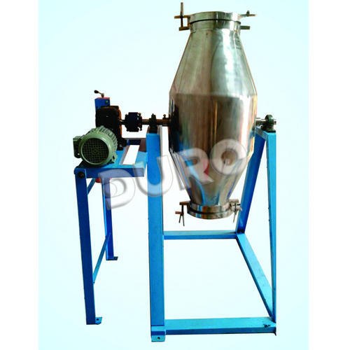 Duro Stainless Steel Double Cone Blender