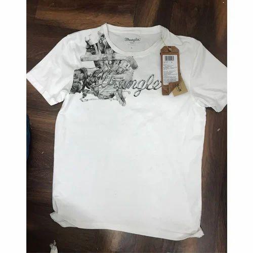 Men Printed Round Neck T Shirts