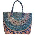 Cotton Printed Ladies Bags
