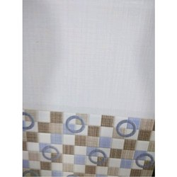Polished Ceramic Mosaic Bathroom Wall Tile, Size: 60 * 60 (cm), Thickness: 10 mm