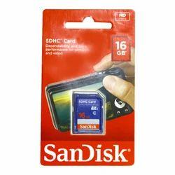 SanDisk SDHC Card