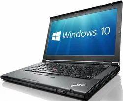 Black Lenovo T430 Used Laptop