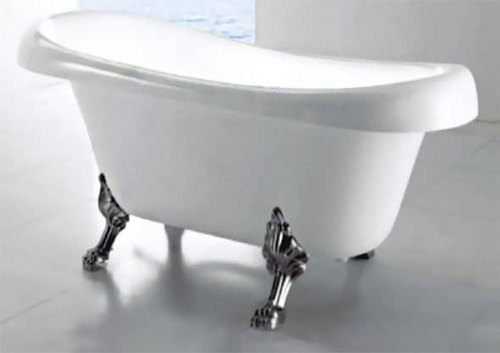 Vintage Zeotic Clawfoot Bathtub