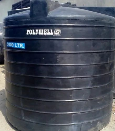 ISI Marked 5000 L Water Storage Tank