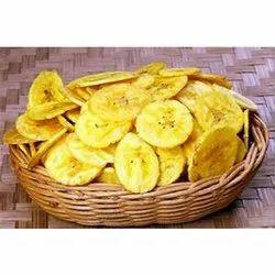 Santhigram Salty Banana Chips, Refined Oil, Packaging Type: Plastic Bag
