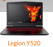 Legion Y520 Laptop