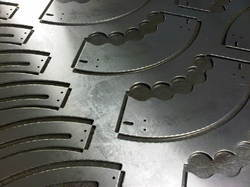 Sheet Metal CNC Punching Service