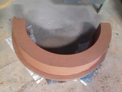 Circular Refractory Bricks