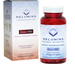 Relumins Advanced 1000 Mg Glutathione Capsules