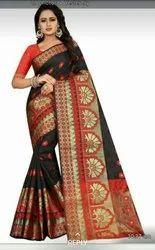 Casual Wear South Indian Silk Sarees