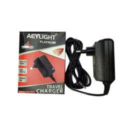 Electric Black Mobile Charger