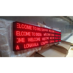 LED Multi Line Display