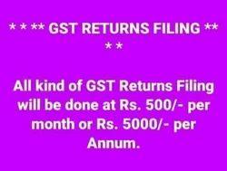 Tax GST Returns