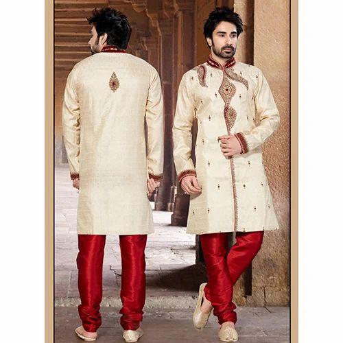a1293a054c5 Designer Sherwani, शेरवानी - Roykals Textile, Surat | ID ...