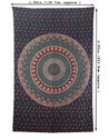 Indian Mandala Decorative Wall Decor Tapestry