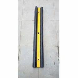 H2WG-55 Rubber Flexible Pillar Guard