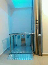 Half Cabin Hydraulic Lift