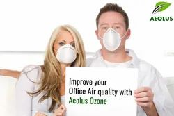 Office Air Purifier System by Aeolus