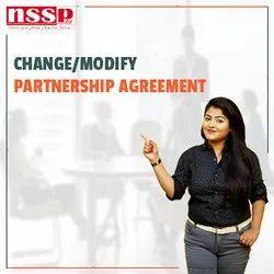 Change Partnership Agreement