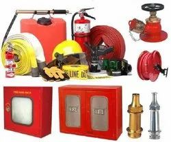 Bajaj Steel Red Fire Protection Equipment