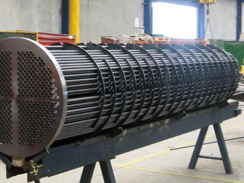 Shell And Tube Heat Exchanger Manufacturer From Pune