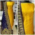 Ladies Saree Dress Material