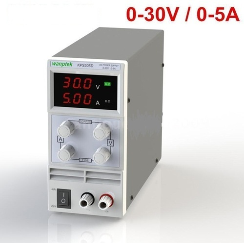 Adjustable Dc Switching Power Supply 30v 5a