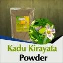 Ayurvedic Kadu Kirayata Powder 1 kg- Swertia Chirata - Blood Sugar Management